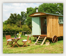 Shepherds Hut Warwickshire